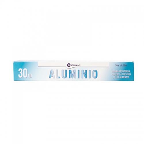 Papel de aluminio Coaliment 30 m.
