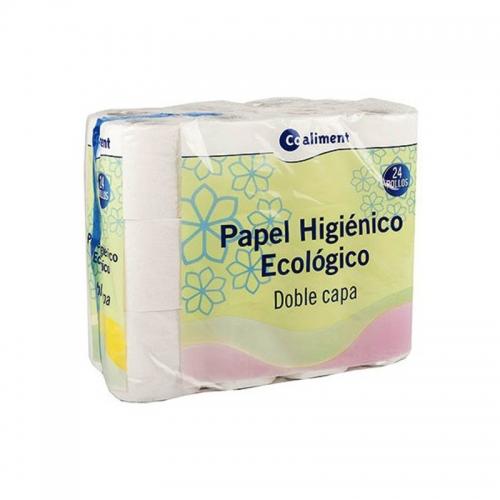 Papel higiénico Coaliment 24u.