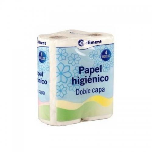 Papel higiénico Coaliment 4u.