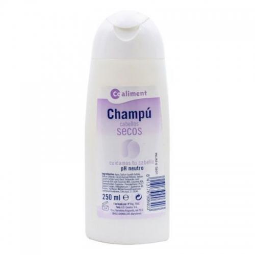 Champú Coaliment cabello seco 250 ml.