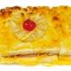Pastel de piña