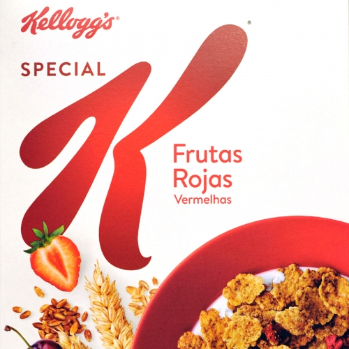 Special K Frutas rojas