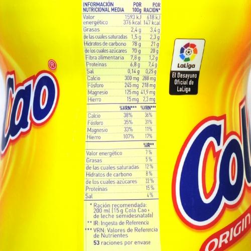 Colacao 800 gr