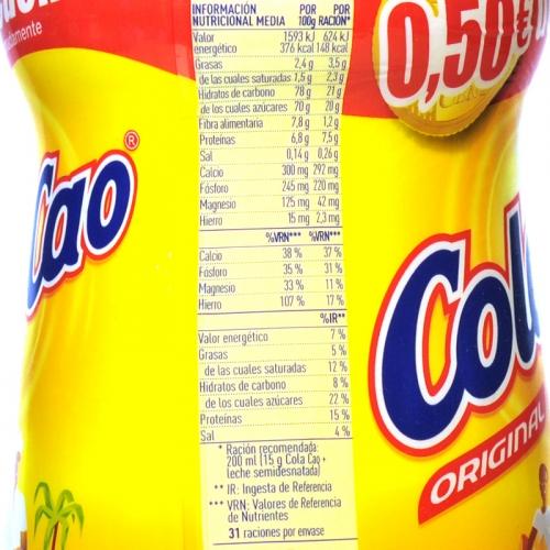 Colacao 470 gr