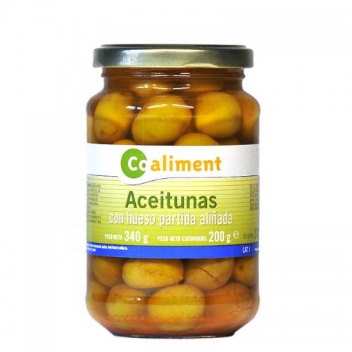 Olives amb os amanides Coaliment