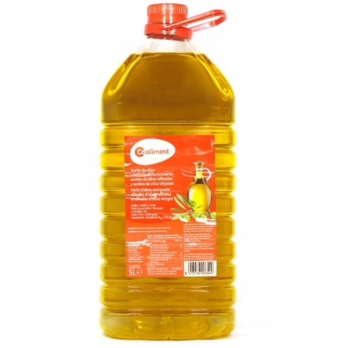 Oli d'oliva 0,4% Coaliment 5 L