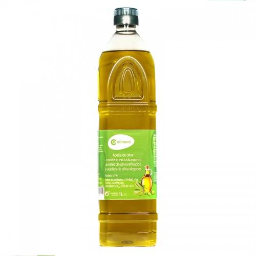 Aceite de oliva 1% Coaliment 1L