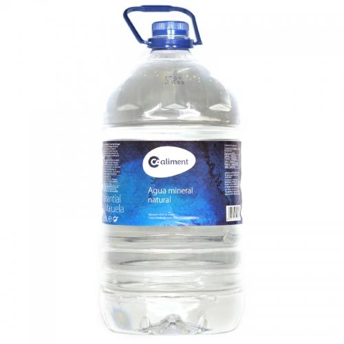 Aigua mineral Coaliment 5 L