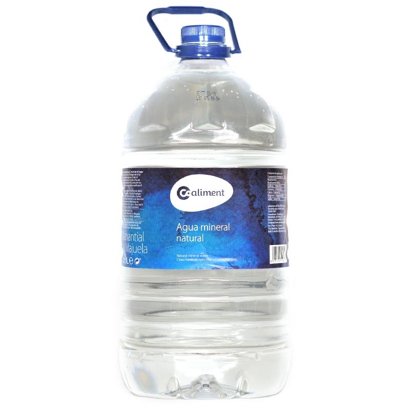 Aigua mineral Coaliment 5L