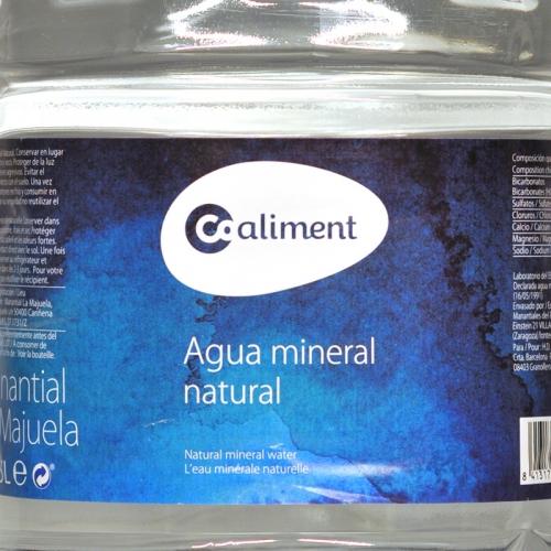 Agua mineral Coaliment 5L