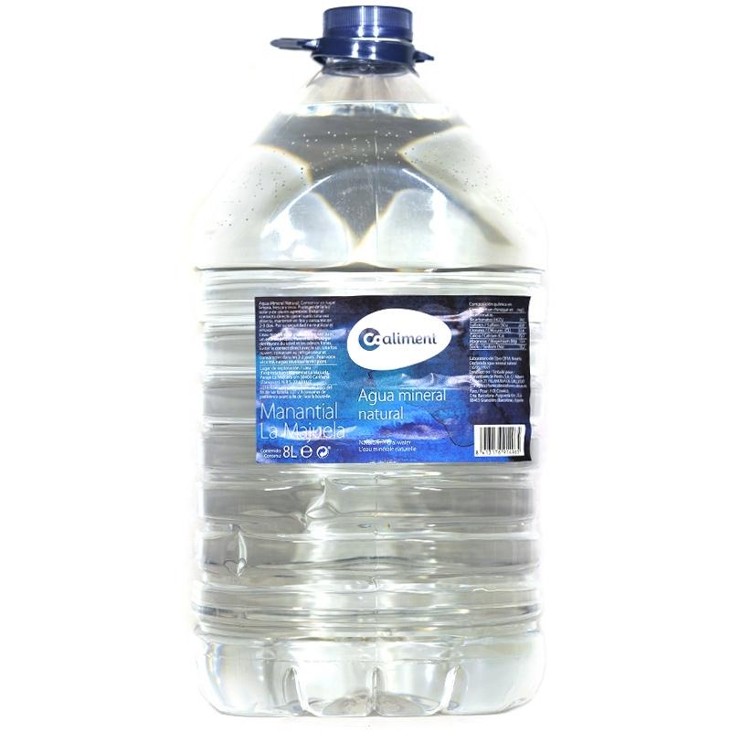 Agua mineral Coaliment 8L