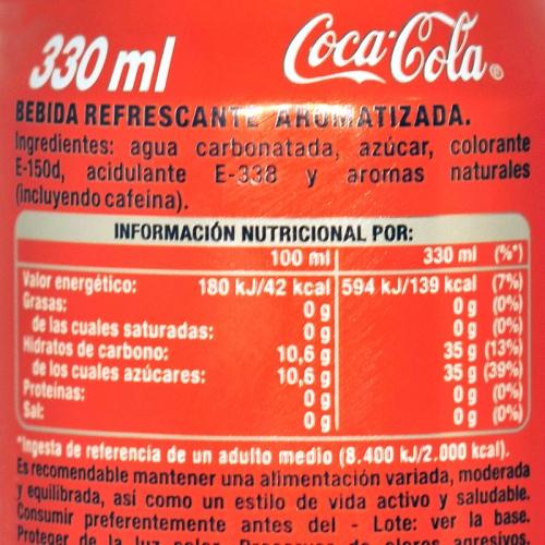 Launa de Cocacola