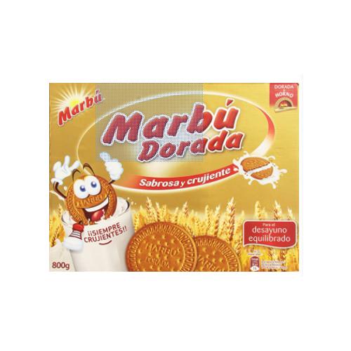 Galletas Marbú Dorada