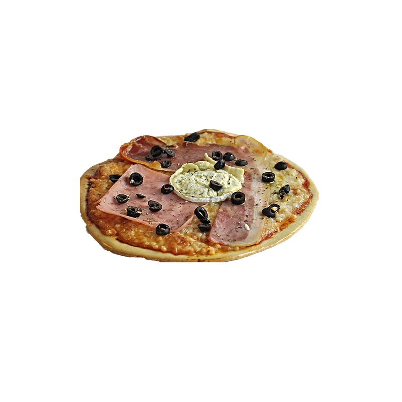 Pizza Montanyesa