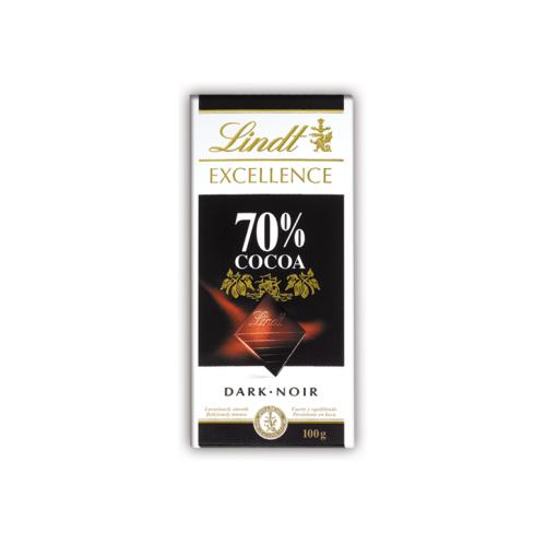 Xocolata Lindt 70%