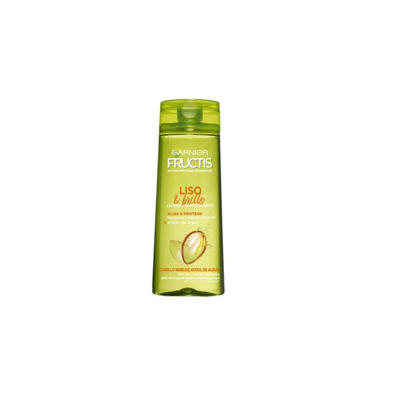 Xampú Fructis Liso & Brillo