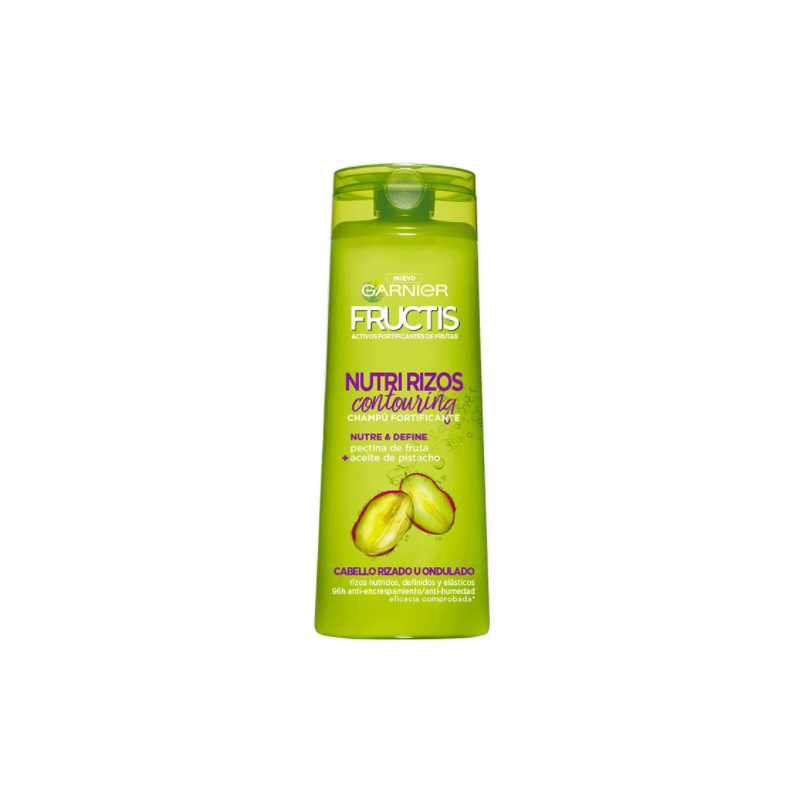 Xampú Fructis Nutri rizos