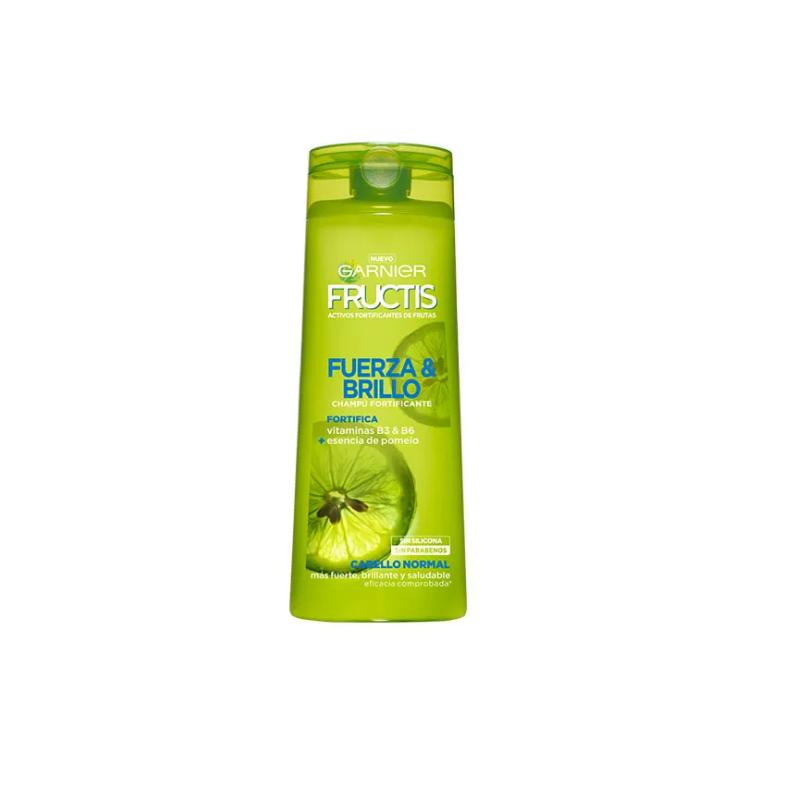 Xampú Fructis Fuerza & Brillo