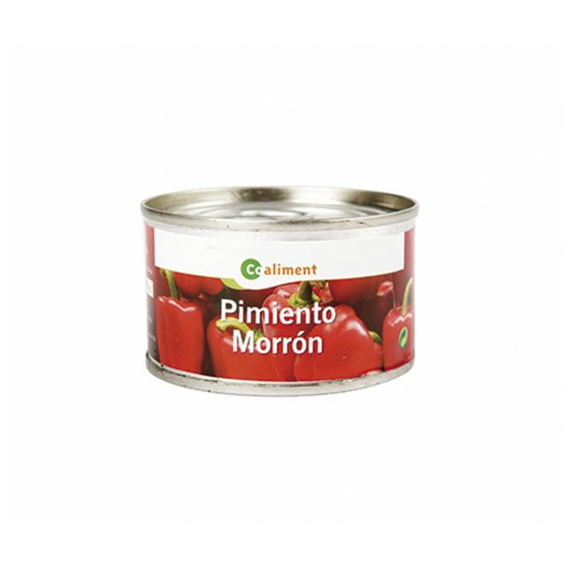 Pebrots Coaliment llauna 185 g