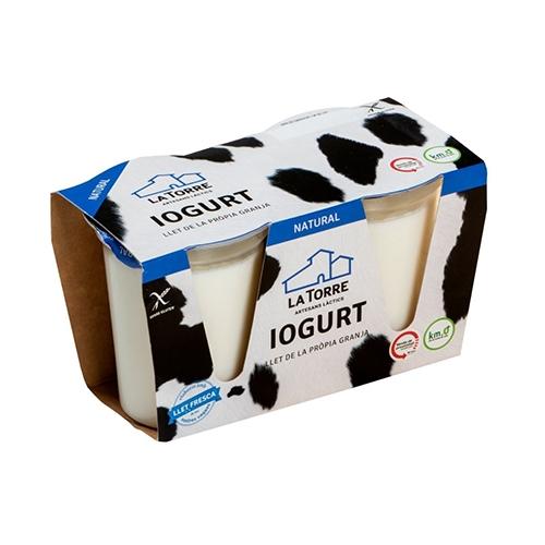 Iogurt natural La Torre