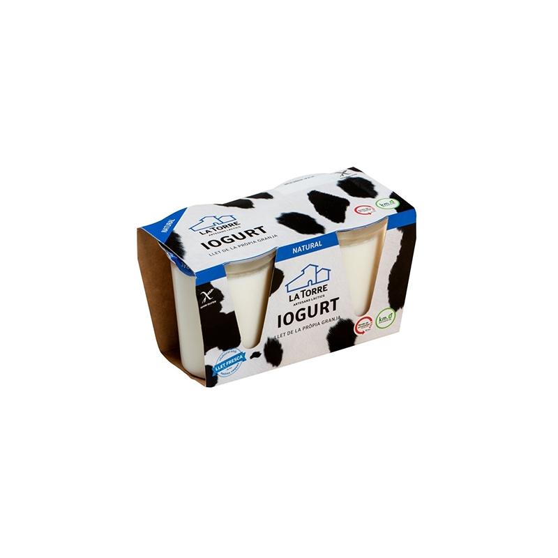Yogur natural La Torre