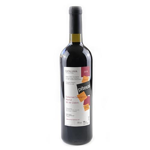 vino tinto Vi Can Palet