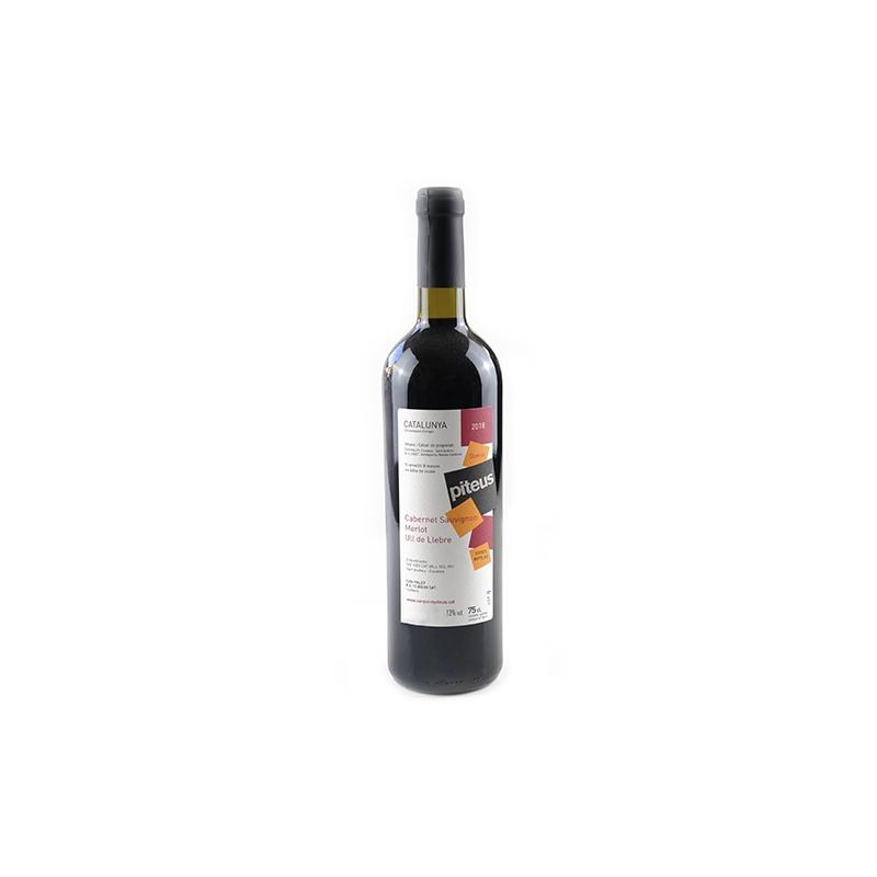 Vino Mas de les vinyes