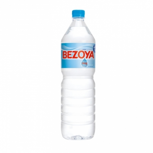 Aigua Bezoya Mineral 1.5 L