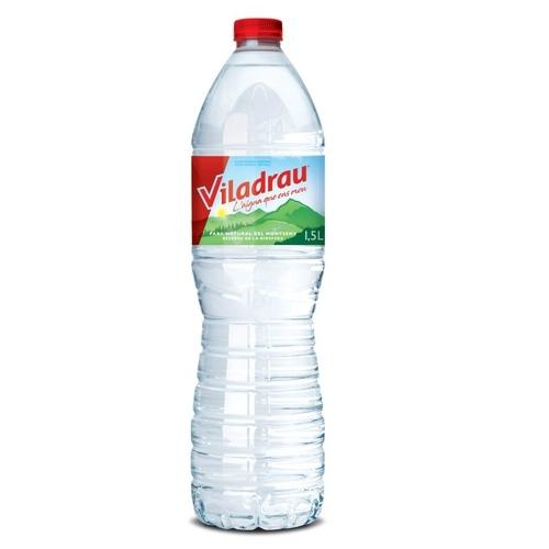 Aigua mineral VILADRAU 1.5 L