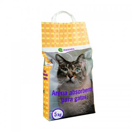 Terra absorció gats 5kg.