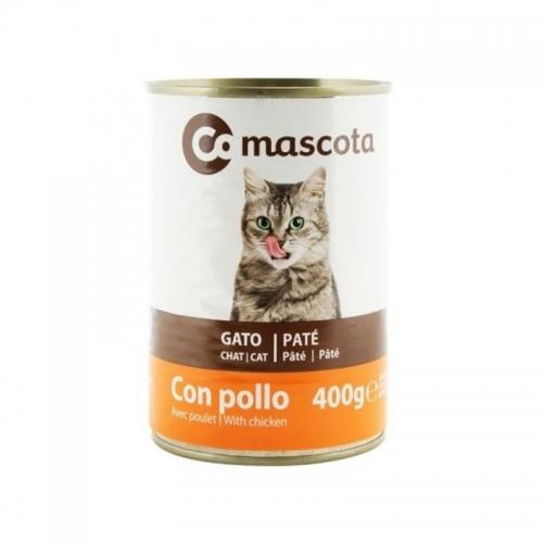 Comida gatos Coaliment lata atún 400g