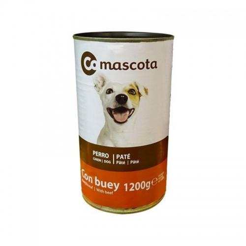 Comida para perros Coaliment lata buey 800g