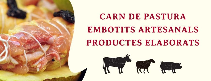 Productes elaborats