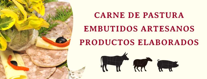 Carne de pastura
